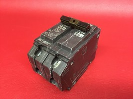 60 Amp 2 Pole Double Pole Wide General Electric GE Breaker Type THQL1260 - $6.60