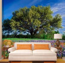 3D Viele blumen, bäume 277 Fototapeten Wandbild Fototapete BildTapete Familie - $52.21+