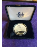 2001-W American Silver Eagle Proof Dollar $ Coin One Ounce Silver - $68.95