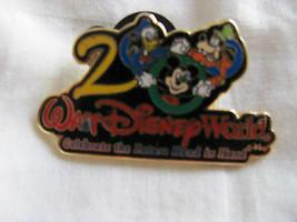 Disney Trading Pin 3 : Célébrer Le Futur Main En Main 2000 Mickey Donald... - $7.25