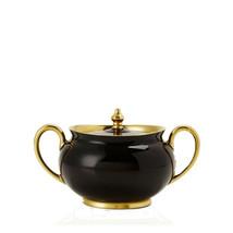 Haviland Laque de Chine Sugar Bowl (Black) - $474.89