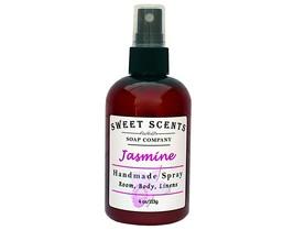 Jasmine Body Spray - Handmade Spray / Body Spray / Room Spray / Body Mist / Frag - $8.49