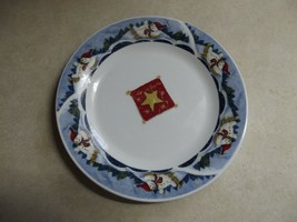 Oneida Snow Valley salad  plate (C) 3 available - $3.91