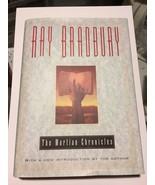 Ray Bradbury THE MARTIAN CHRONICLES 1st Thus Rev.Ed., Signed, Dated Yr/M... - $294.00