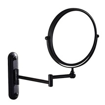 GURUN Wall Mounted Mirror Double Sided With 10X Magnification,Wall Mount Vanity