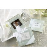 Good Wishes' Pearlized Photo Coasters - 72 sets in total - $155.47