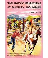 1 Vintage The Happy Hollisters at Mystery Mountain Children's Mystery Book  - $8.99