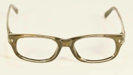 Fossil GUPPY Brown Glitter Plastic Eyeglass Frames Designer Style Rx Eyewear - $9.12