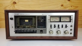 Vintage Teac A-601R Stereo Cassette Deck  Sold as is - $108.25