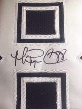 6cfbff6251b MICHAEL IRVIN - NFL HALL OF FAME - HAND SIGNED DALLAS COWBOYS CUSTOM ...