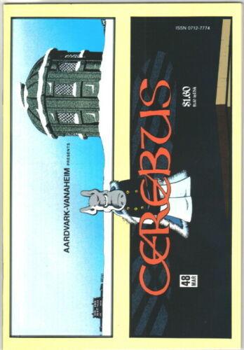 Cerebus the Aardvark Comic Book #48 AV 1983 FINE+ NEW UNREAD