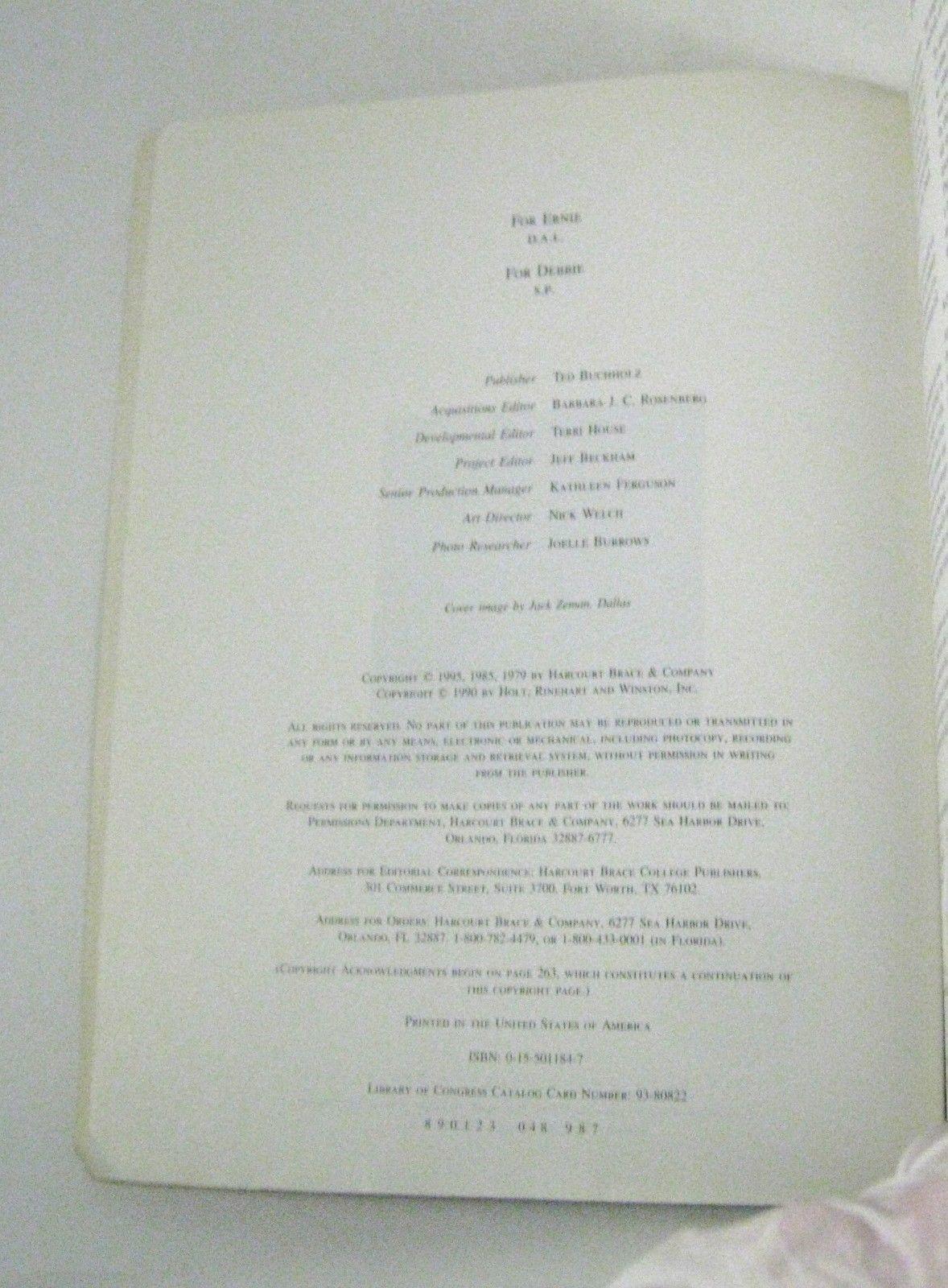 Design Basics by David Lauer 4th Edition Paperback 1994