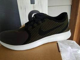 Nike Free RN 2018 Running Shoes Cargo Khaki Green Black 831510-300 NEW s... - $68.31