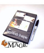2014 HOT NEW SansMinds Sharpie with Gimmick by will Tsai / close-up stre... - $25.98