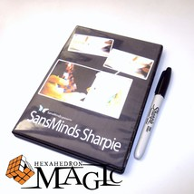 2014 HOT NEW SansMinds Sharpie with Gimmick by will Tsai / close-up street magic - $25.98