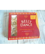 Belly Dance Carolena Nericcio DVD CD Book Belly Jewel Metal Finger Cymba... - $16.66