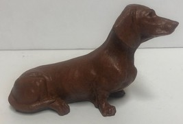 "Dachshund Figurine Dog Small 6"" x 3"" Red Mill Collectible 93 374 image 2"