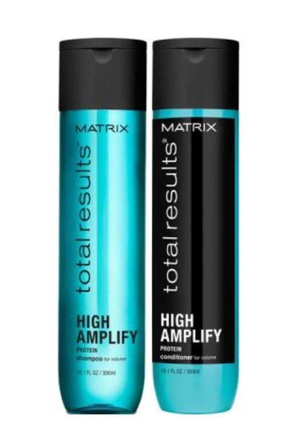 Matrix Total Results Amplify Volume Shampoo & Conditioner 10.1 Oz Duo