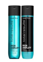 Matrix Total Results Amplify Volume Shampoo & Conditioner 10.1 Oz Duo  - $35.63