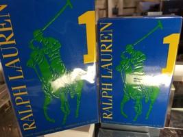 Ralph Lauren 1 The Big Pony Collection For Men 2.5 4.2 oz EDT for Men NEW SEALED - $59.99+