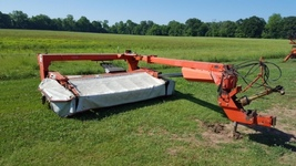 2010 Kuhn Cutter GMD 313 TG For Sale in Colfax, Louisiana  71417 image 1
