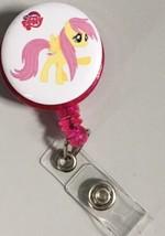 My Little Pony Clip badge reel key card ID holder lanyard retractable sc... - $7.99