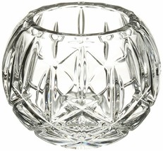 "Gorham Lady Anne Crystal Rose Bowl NEW IN THE BOX 7"" - $79.19"