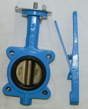 Watts Full Lug Cast Iron Body Butterfly Valve 3 Inch BF03-121-15-M2 image 1