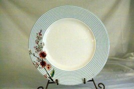 "Lenox 2019 Chirp Stripes Dinner Plate 10 7/8"" New With Tags - $26.99"