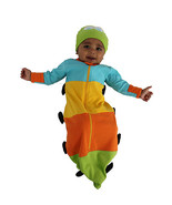 0-6 Months Baby's Caterpillar Bunting and Cap Set - $30.00