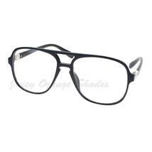 Nerdy Clear Lens Fashion Eyeglasses Oversize Square Glasses - $9.95