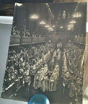 1953 Coronation Photo by Keystone Press Ageny - Fleet Street - FREE POST... - $11.56