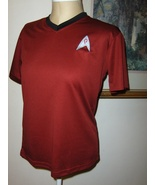 Kellogg's Star Trek Red T-Shirt Unisex Size Small  2009  - $29.99
