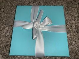 Tiffany & Co. Presentation Blue Gift Card Box With Bow - $9.79