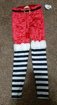 Women's Christmas Leggings Santa, Sz. Medium. Super soft. NWT - $18.76