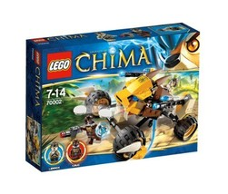 LEGO Chima Lennox Lion Attack Playset - 70002. - $37.31