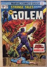 Strange Tales #176 The Golem (1974) Marvel Comics Fair - $9.89