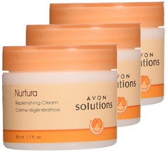 Avon Solutions Nurtura Replenishing Cream (Pack of 3) - $24.74