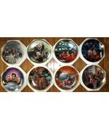 Star Trek Generations Hamilton 8 plate collection  . - $300.00