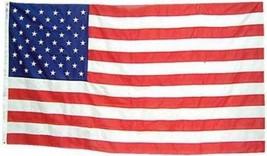 5' x 9.5' Casket Interment Burial US American 50 Star Flag  - $82.24