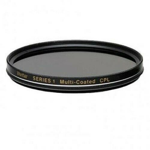 Primary image for Vivitar CPL Circular Polarizer Multicoated Glass Filter 52mm