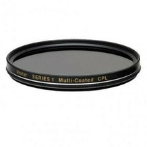 Vivitar CPL Circular Polarizer Multicoated Glass Filter 52mm - $8.75