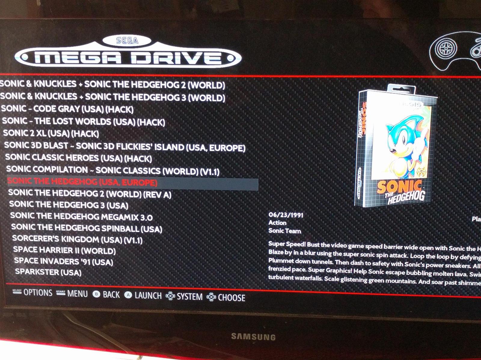 Mini NES-Retroflag NESPi Raspberry Pi 3 Classic Game Console 64GB w/ Controller.