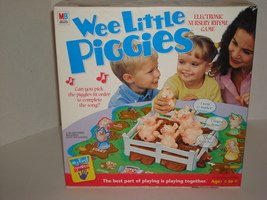 """Wee Little Piggies"" Game - $20.00"