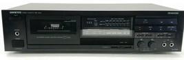 Onkyo TA-2130 Stereo Cassette Tape Deck - $70.08