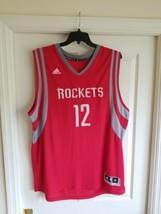 Adidas Swingman 2015-16 NBA Jersey Houston Rockets Dwight Howard Red sz 2X - $24.74