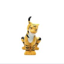 Tiger Figure Cake Topper / Toy Aladdin Rajah Jasmine's Disney Setting Ta... - $5.93
