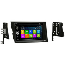 DVD GPS Radio and Dash Kit for Subaru Legacy 2010 2011 2012 2013 2014 Black - $277.19