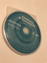 2013 SWITCHED ON SCHOOLHOUSE ESSENTIALS OF MATHEMATICS 9TH 10TH 11TH CD ... - $34.65