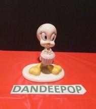 "Tweety Bird Warner Bros. Lenox Figurine A Present From Tweety S04 5"" - $22.76"